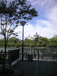 river  cafe tenma-view.JPG